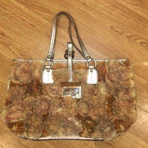 Real champagne colored Valentino handbag!